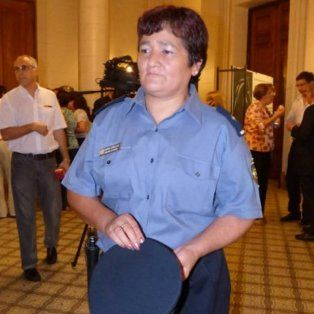 Señalada. La extitular de la Comisaría Nº 14 hoy se encuentra en la Policía de Investigaciones (PDI)