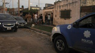 Barrio Barranquitas. Una imagen de archivo en la la zona donde ocurrió el crimen el año pasado.