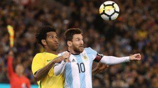 Sampaoli confirmó que Messi no viajará a Singapur para jugar el próximo amistoso