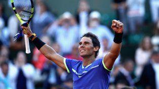 Nadal venció a Thiem y va por su 10° título en Roland Garros