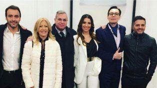 Macri recibió a periodistas de espectáculos para dialogar sobre la situación del país