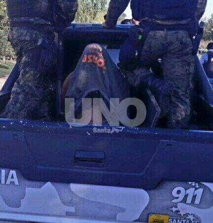 El hombre cayó preso en barrio Yapeyú