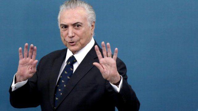 Brasil: por 4 a 3, la Justicia Electoral absolvió a Temer y evitó su destitución