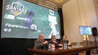 Presentaron en Rosario la Copa Santa Fe 2017