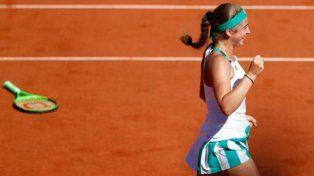 Conquistó París: la nueva y joven reina de Roland Garros