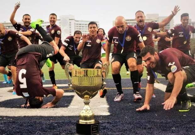 Argentina gritó campeón en el Mundial de Fútbol Gay