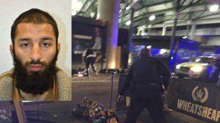 Los atacantes de Londres intentaron alquilar un camión de 7,5 toneladas
