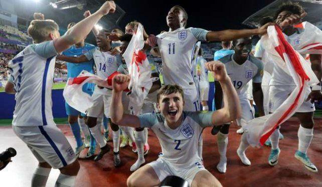 Inglaterra superó a Venezuela y se coronó campeón del Mundial Sub 20