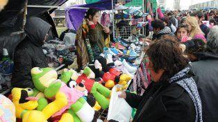 Mapa de la Argentina Ilegal: hay 662  saladitas y 86.728 vendedores informales