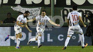 Pacífico dio el golpe al eliminar a Estudiantes en la Copa Argentina