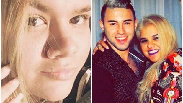 Mirá lo que hizo Morena Rial para frenar a las chicas que se le tiran a su novio