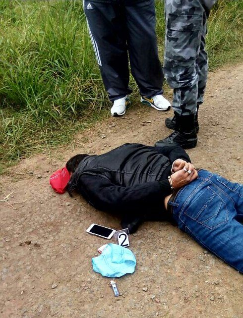 Cayó preso un hombre con pedido de captura activo por un asesinato