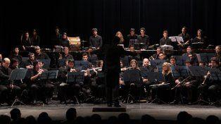 Aula Ciudad: comienzan los conciertos didácticos de la Banda Sinfónica y el Coro Municipal