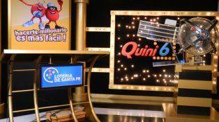 Un apostador se llevó casi $4 millones en el Quini 6