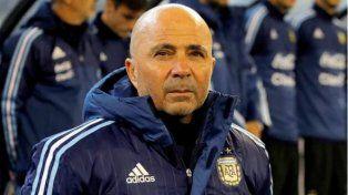 Sampaoli elogió a Icardi, develó al nuevo capitán y explicó por qué liberó a Messi e Higuaín