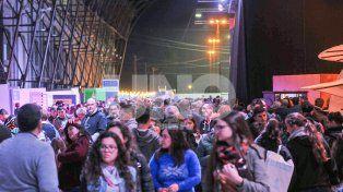 tecnopolis federal: mas de 160 mil personas recorrieron la muestra el primer fin de semana