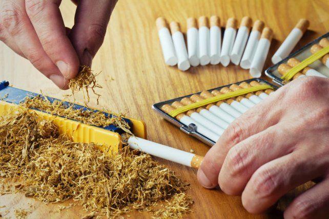 Por precio y calidad, crece el consumo de tabaco para armar