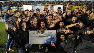 Otro batacazo en la Copa Argentina: Atlanta eliminó a San Martín de San Juan