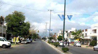La Ciudad se vestirá de celeste y blanco por el Día de la Bandera