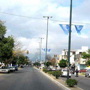 la ciudad se vestira de celeste y blanco por el dia de la bandera