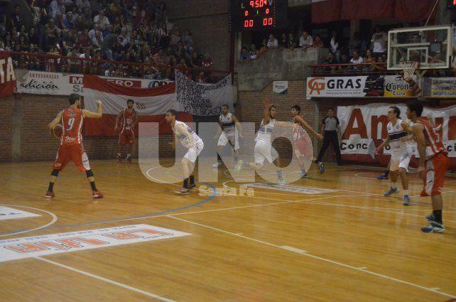 Arrancan las semifinales del Dos Orillas con equipos de la Asociación Santafesina
