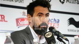 Domínguez: El equipo está haciendo bien las cosas sino no estaría donde está
