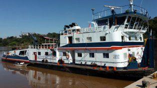 Secuestraron 10 toneladas de marihuana en el río Paraná