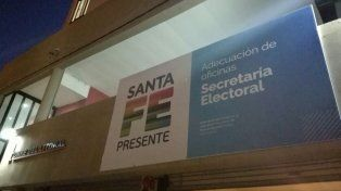 precandidatos a concejal: se presentaron 38 listas ante el tribunal electoral