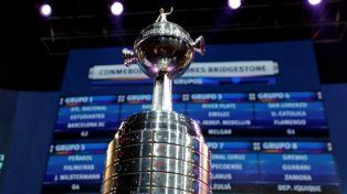 Con un novedoso sistema, se sortearán los octavos de final de la Libertadores y Sudamericana