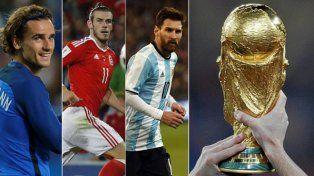 A un año del inicio del Mundial todavía falta mucho por definir