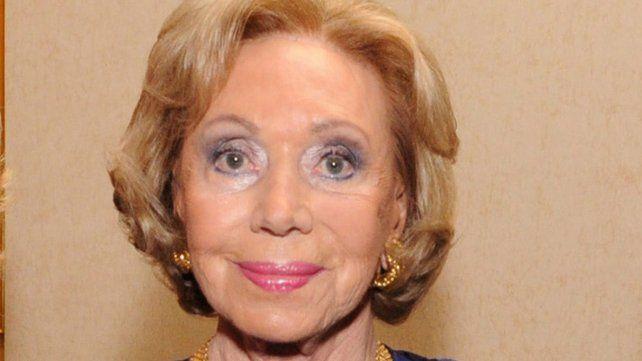 Murió Ernestina Herrera de Noble