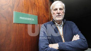 Vignatti: Nunca dejé de estar tranquilo