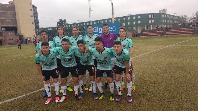 La Reserva rojinegra repartió puntos ante San Lorenzo