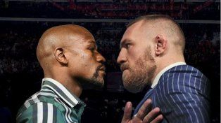 Las toneladas de dinero que habrá en la pelea entre Mayweather y McGregor
