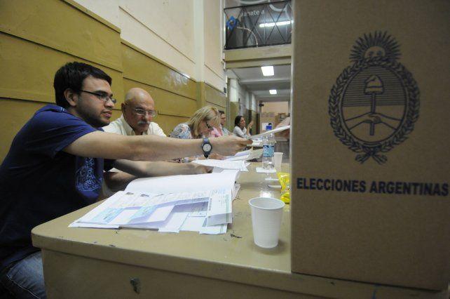 Los integrantes de la fuerza podrán votar donde estén asignados