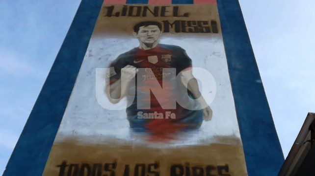 Levantaron un club en honor a Lionel Messi y ahora quieren conocerlo