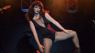griselda siciliani revelo un desnudo artistico inedito de su embarazo