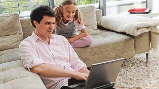 ¿Cuántos hogares conectados a Internet hay en Santa Fe?