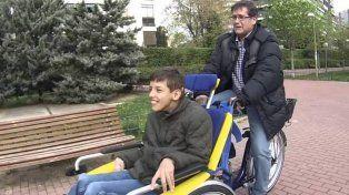 Solicitan al municipio la compra de bicicletas adaptadas para personas con discapacidad