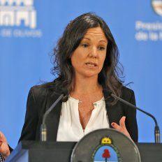 Ministra de Desarrollo Social. Carolina Stanley.