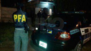 Detuvieron un importante vendedor y delivery de cocaína en el barrio Varadero Sarsotti
