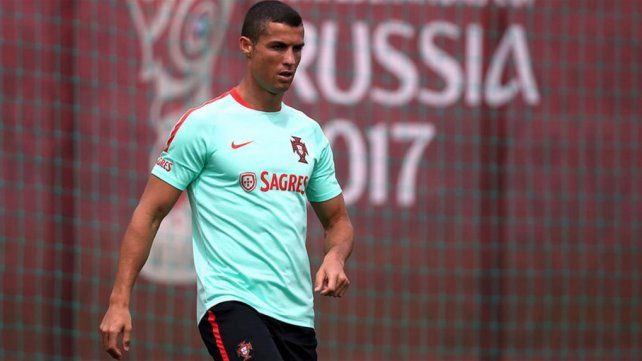 Se calentó Cristiano Ronaldo: Me voy