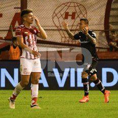Ni el tiro del final: Unión cayó ante Huracán por 1-0 y hace 13 partidos que no gana como visitante