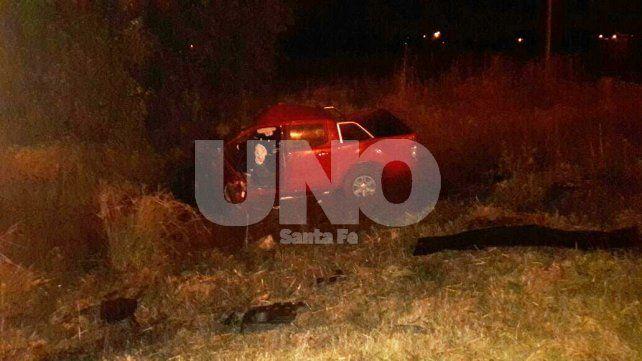 Fatal: Un triple choque en María Juana dejó un muerto y tres heridos