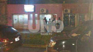 Detención. En la noche del miércoles y madrugada del jueves se efectuaron 19 allanamientos en localidades de los departamentos Castellanos
