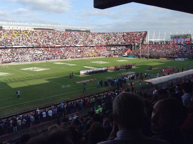 Inglaterra volvió a ganarle a Los Pumas en un partidazo en Santa Fe