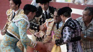 Cornada fatal para un torero español