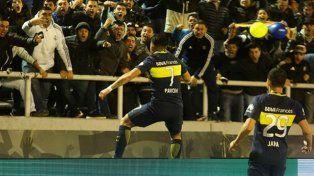 Boca goleó a Aldosivi y quedó a un paso del título
