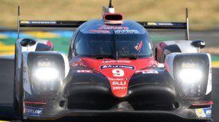 La primera experiencia de Pechito López en Le Mans terminó de una manera impensada