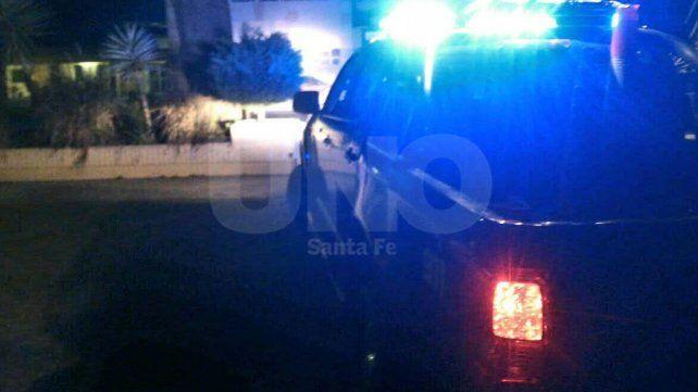 Atraparon a tres hombres que habían robado en una vivienda en Santo Tomé